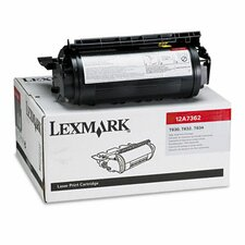 12A7362 High-Yield Toner, 21000 Page-Yield