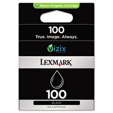 14N0820 100 Ink Cartridge, 170 Page-Yield