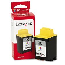 15M0120 Ink Cartridge, 450 Page-Yield