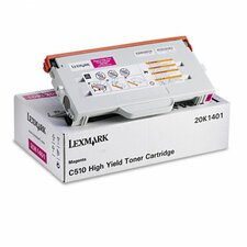 20K1401 High-Yield Toner, 6600 Page-Yield