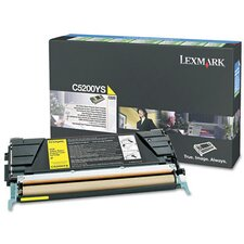 C5200YS Toner Cartridge, 1500 Page-Yield