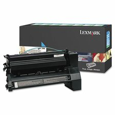 C782X4CG Toner Cartridge, Extra High-Yield, Cyan