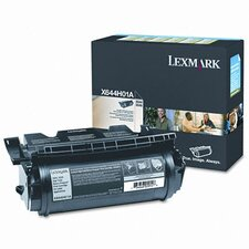 X644H01A Extra High-Yield Toner, 32000 Page-Yield