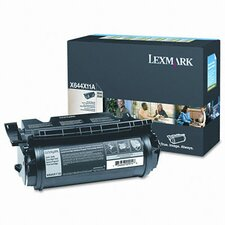 X644X11A Extra High-Yield Toner, 32000 Page-Yield
