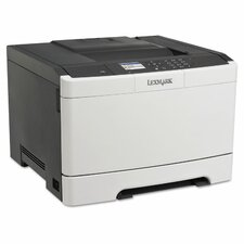 <strong>Lexmark International</strong> CS410dn Color Laser Printer