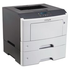 <strong>Lexmark International</strong> MS410dn Laser Printer