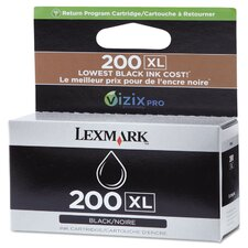 200XL High-Yield Black Ink Cartridge