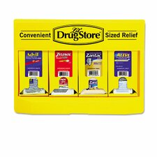 <strong>Lil' Drugstore</strong> 100-Piece Single Dose Medicine Dispenser Kit