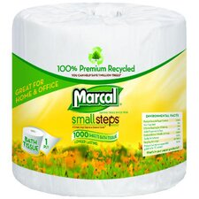 <strong>Marcal Paper Mills, Inc.</strong> Bath Tissues in White