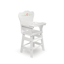 Rose Doll High Chair