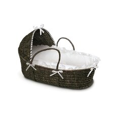 <strong>Badger Basket</strong> Hooded Moses Basket