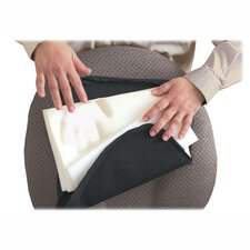 Lumbar Support Cushion with Elastic Strap