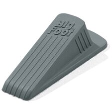 Big Foot Doorstop No-Slip Rubber Wedge