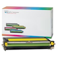 High Capacity Toner Cartridge, 3,000 Page Yield, Yellow
