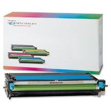 High Capacity Toner Cartridge, 6,000 Page Yield, Cyan