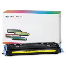 Toner Cartridge, 2,000 Page Yield, Yellow