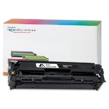 Toner Cartridge, 3,500 Page Yield, Black