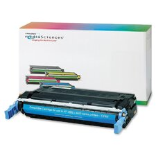 Toner Cartridge, 8,000 Page Yield, Cyan