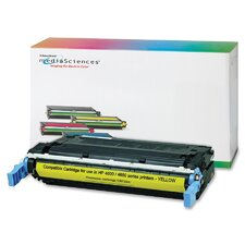 Toner Cartridge, 8,000 Page Yield, Yellow