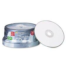 CD - R Discs, 30/Pack
