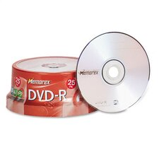 Dvd - R Discs, 25/Pack