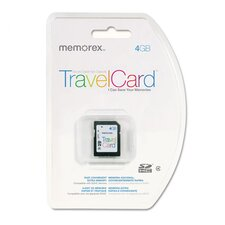 Secure Digital 4GB Travelcard