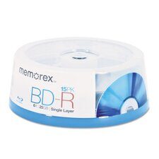 Blu-Ray BD-R Recordable Disc