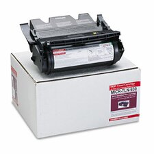 MICR Toner for T630, T632, T634, Equivalent to LEX-12A7562