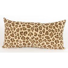 Tanzania Rectangular Cheetah Print Pillow