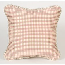 <strong>Glenna Jean</strong> Madison Check Pillow