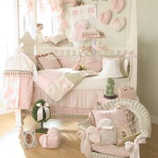 <strong>Glenna Jean</strong> Isabella 5 Piece Crib Bedding Set