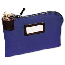 Seven-Pin Security/Night Deposit Bag, Two Keys