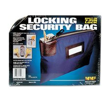<strong>MMF Industries</strong> Seven-Pin Security/Night Deposit Bag with 2 Keys