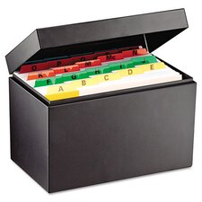 <strong>MMF Industries</strong> Steelmaster Index Card File Holds 900 5 X 8 Cards