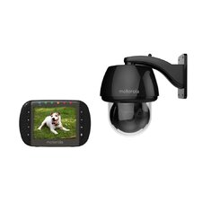 Digital Wireless Outdoor Pet Monitor System