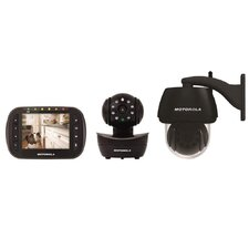Digital Wireless Indoor and Outdoor Pet Monitor System