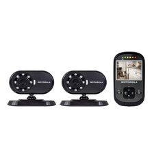 Digital Wireless Indoor Pet Monitor System with 2 Cameras