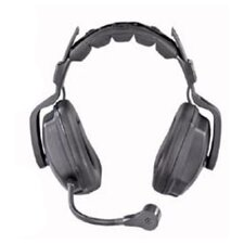 Double Muff Headset