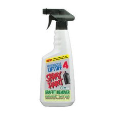 No. 4 Spray Paint Graffiti Remover