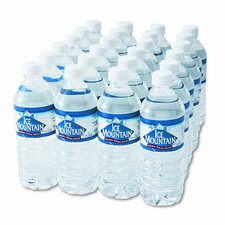 Bottled Spring Water Bottle, 24/Carton