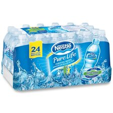 Nestle Pure Life, .5 Liter, 24/CT (1 pallet - 72 cartons)
