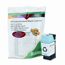 RF229 (51629A) Remanufactured Inkjet Cartridge, Black (Set of 2)