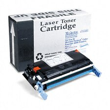 LT118RC (C9721A) Remanufactured Toner Cartridge, Cyan