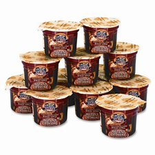 Single Serve Instant Oatmeal, 1.9 Oz. Bowl, 12/Box