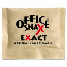 Natural Cane Sugar, 2000 Packets/Carton