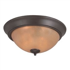 Arch Pan Flush Mount