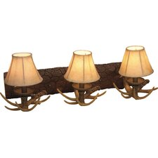 Antler 3 Light Vanity Light