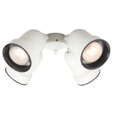 <strong>Craftmade</strong> Economy Four Light  Bowl Ceiling Fan Light Kit