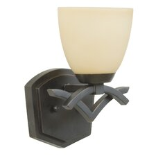 <strong>Craftmade</strong> Viewpoint 1 Light Wall Sconce