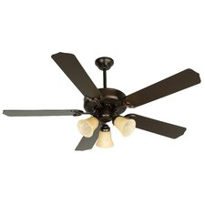"<strong>Craftmade</strong> 52"" CD Unipack 206 5 Blade Ceiling Fan"
